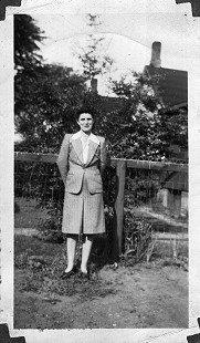Madge Kaminski, born June 26, 1905, sister of Ila Adcox and grandmother of Mike Beebe © Pryor Center for Arkansas Oral and Visual History, University of Arkansas