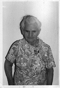 Maudie Junior, Ila Adcox's mother and Mike Beebe's great-grandmother © Pryor Center for Arkansas Oral and Visual History, University of Arkansas