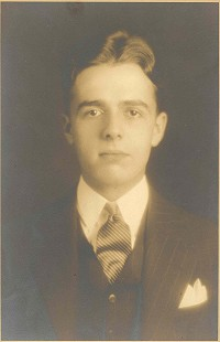 Richard Lewis Arnold, father of Morris Arnold © Pryor Center for Arkansas Oral and Visual History, University of Arkansas