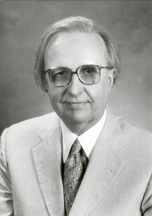 Portrait of Judge Morris S. Arnold © Pryor Center for Arkansas Oral and Visual History, University of Arkansas