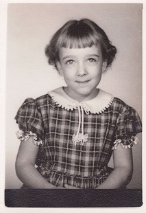 Ginger Beebe, grade school portrait; Searcy, Arkansas © Pryor Center for Arkansas Oral and Visual History, University of Arkansas