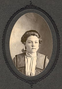 Bessie Motley Blair, grandmother of Jim Blair © Pryor Center for Arkansas Oral and Visual History, University of Arkansas