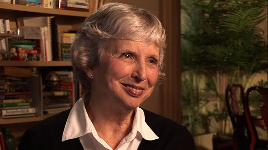 Still frame from Pryor Center video interview with Phyllis D. Brandon; Little Rock, Arkansas, 2009 © Pryor Center for Arkansas Oral and Visual History, University of Arkansas