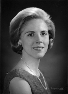 Robert L. Brown's wife, Charlotte Banks Brown                            © Pryor Center for Arkansas Oral and Visual History, University of Arkansas