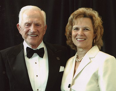 Frank and Gen Broyles © Pryor Center for Arkansas Oral and Visual History, University of Arkansas