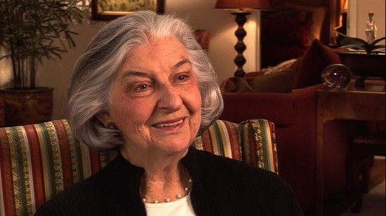 Still frame from Pryor Center video interview with Betty Bumpers; Little Rock, Arkansas, 2010 © Pryor Center for Arkansas Oral and Visual History, University of Arkansas