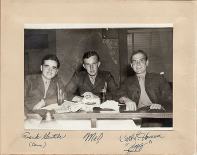 Frank Gentile, Dale Bumpers, and Carl Harmon at Eddie Pond's Kubla Kahn Theatre Restaurant, San Francisco, California © Pryor Center for Arkansas Oral and Visual History, University of Arkansas