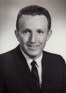 Dale Bumpers, 1962 © Pryor Center for Arkansas Oral and Visual History, University of Arkansas