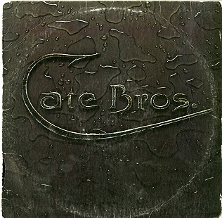 Cate Bros. 1975 self-titled album © Pryor Center for Arkansas Oral and Visual History, University of Arkansas