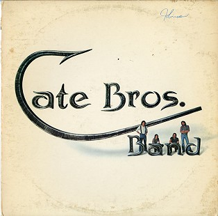 Cate Bros. Band 1977 album © Pryor Center for Arkansas Oral and Visual History, University of Arkansas
