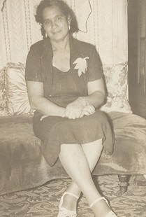 Margaret Clark's mother © Pryor Center for Arkansas Oral and Visual History, University of Arkansas