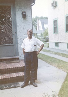Margaret Clark's father, Ellis Sirmans © Pryor Center for Arkansas Oral and Visual History, University of Arkansas