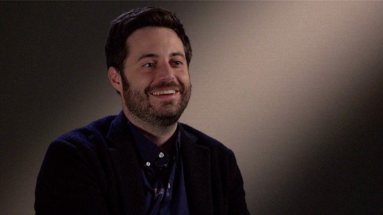 Still frame from Pryor Center video interview with Garrard Conley; Fayetteville, Arkansas, 2018 © Pryor Center for Arkansas Oral and Visual History, University of Arkansas