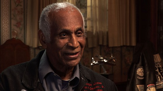 Still frame from Pryor Center video interview with Milton P. Chrenchaw; Little Rock, Arkansas, 2009 © Pryor Center for Arkansas Oral and Visual History, University of Arkansas