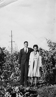 Curtis and Haller Jones, parents of Joycelyn Elders © Pryor Center for Arkansas Oral and Visual History, University of Arkansas