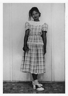 Joycelyn Elders, age fifteen, when she was headed to college, 1948-1949 © Pryor Center for Arkansas Oral and Visual History, University of Arkansas