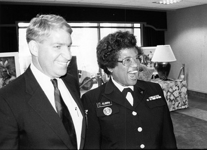 Surgeon General Joycelyn Elders © Pryor Center for Arkansas Oral and Visual History, University of Arkansas