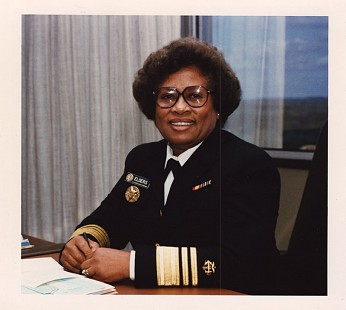 Joycelyn Elders as the Surgeon General of the United States © Pryor Center for Arkansas Oral and Visual History, University of Arkansas