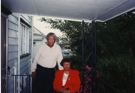 Oliver and Joycelyn Elders  © Pryor Center for Arkansas Oral and Visual History, University of Arkansas