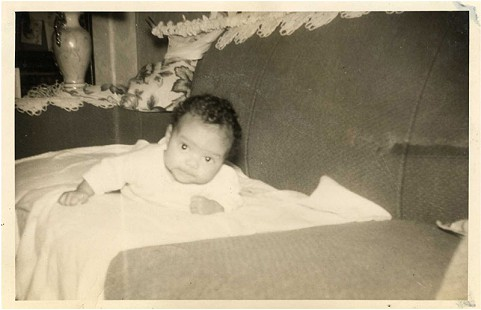 Baby picture of Randall Ferguson Jr. © Pryor Center for Arkansas Oral and Visual History, University of Arkansas