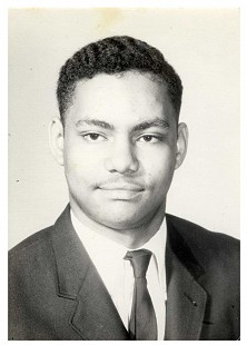 Randall Ferguson Jr. yearbook photo © Pryor Center for Arkansas Oral and Visual History, University of Arkansas