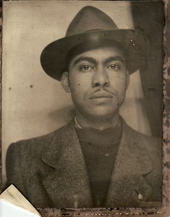 Randall Ferguson Sr. in CCC camp, ca. 1938 © Pryor Center for Arkansas Oral and Visual History, University of Arkansas