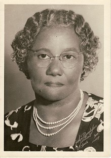 Randall Ferguson Sr.'s mother, Lula Ferguson, 1949 © Pryor Center for Arkansas Oral and Visual History, University of Arkansas