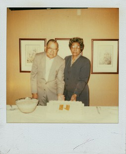 Lizzie and Randall Ferguson Sr. © Pryor Center for Arkansas Oral and Visual History, University of Arkansas