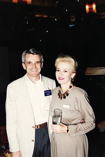 Dickson and Linda Flake © Pryor Center for Arkansas Oral and Visual History, University of Arkansas