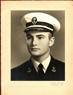 Edmond Freeman, US Naval Academy graduation photo, class of 1948-A © Pryor Center for Arkansas Oral and Visual History, University of Arkansas
