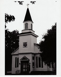 St. Bartholomew's Catholic Church, Little Rock, Arkansas © Pryor Center for Arkansas Oral and Visual History, University of Arkansas