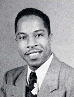 Law school picture of George Haley, 1950 © Pryor Center for Arkansas Oral and Visual History, University of Arkansas