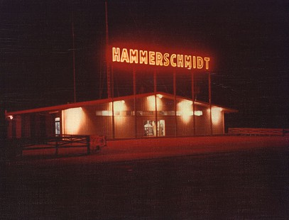 Hammerschmidt Lumber Company building                             © Pryor Center for Arkansas Oral and Visual History, University of Arkansas