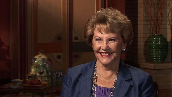 Still frame from Pryor Center video interview with Johnelle Hunt: Rogers, Arkansas, 2011 © Pryor Center for Arkansas Oral and Visual History, University of Arkansas