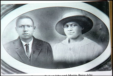 Parents of Edith Irby Jones © Pryor Center for Arkansas Oral and Visual History, University of Arkansas