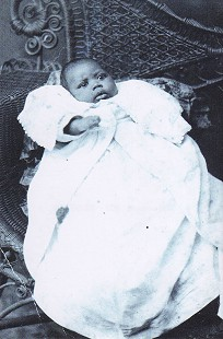 Edith Irby Jones as a baby © Pryor Center for Arkansas Oral and Visual History, University of Arkansas