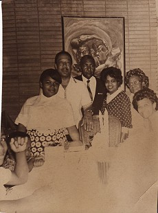 Family of Edith Irby Jones © Pryor Center for Arkansas Oral and Visual History, University of Arkansas