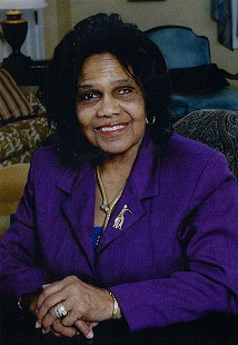 Edith Irby Jones © Pryor Center for Arkansas Oral and Visual History, University of Arkansas
