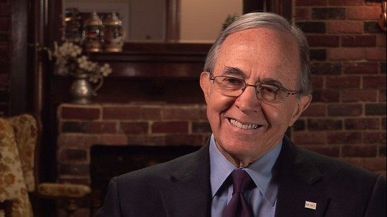Still frame from Pryor Center video interview with David Lambert at the 116 Club; Washington, DC, 2012 © Pryor Center for Arkansas Oral and Visual History, University of Arkansas