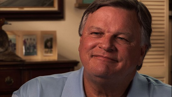Still frame from Pryor Center video interview with Bill Lancaster; Sheridan, Arkansas, 2012 © Pryor Center for Arkansas Oral and Visual History, University of Arkansas
