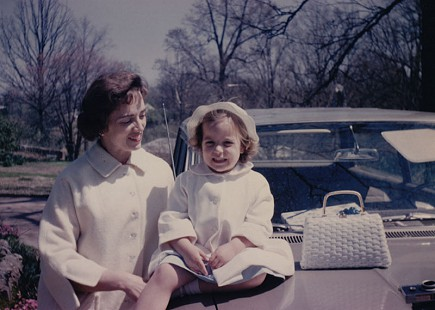 Blanche Lambert Lincoln and her mother, Martha Lambert, 1963 © Pryor Center for Arkansas Oral and Visual History, University of Arkansas
