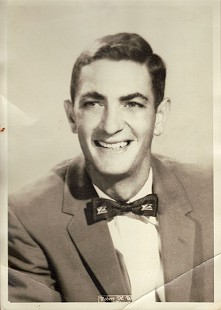 Tim Massanelli, freshman portrait at Drury College, 1951 © Pryor Center for Arkansas Oral and Visual History, University of Arkansas