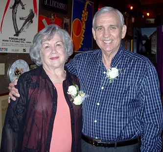Jerry and Sue Maulden at their 50th wedding anniversary © Pryor Center for Arkansas Oral and Visual History, University of Arkansas