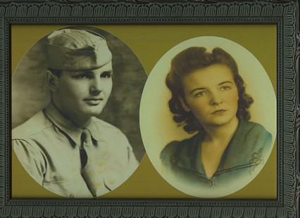 Parents of Tommy May © Pryor Center for Arkansas Oral and Visual History, University of Arkansas