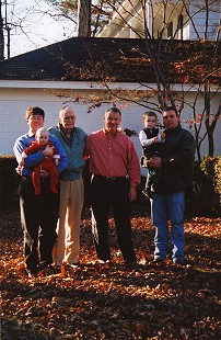Four generations of the May family © Pryor Center for Arkansas Oral and Visual History, University of Arkansas