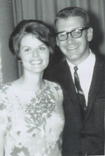 Hayden McIlroy and Barbara Lunsford (Pryor), ca. 1960 © Pryor Center for Arkansas Oral and Visual History, University of Arkansas
