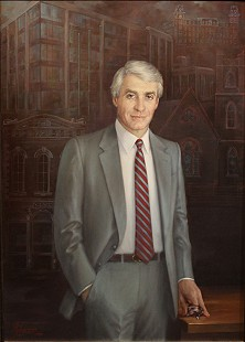 Portrait of Hayden McIlroy © Pryor Center for Arkansas Oral and Visual History, University of Arkansas