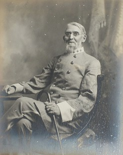 Thomas Cooper Monroe, grandfather of Archie Monroe © Pryor Center for Arkansas Oral and Visual History, University of Arkansas