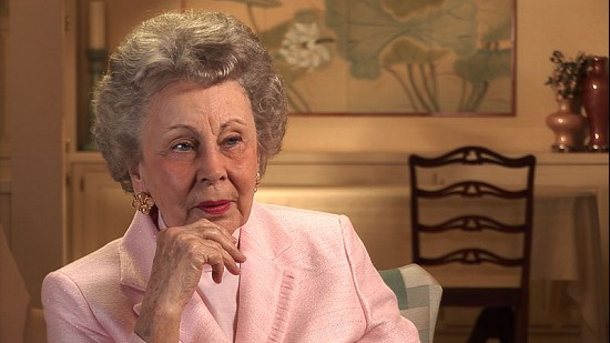 Still frame from Pryor Center video interview with Peggy Murphy Parks; Prairie Grove, Arkansas, 2012 © Pryor Center for Arkansas Oral and Visual History, University of Arkansas