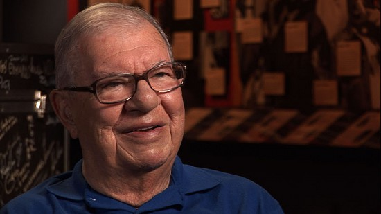 Still frame from Pryor Center video interview with Sonny Payne at the Delta Cultural Center; Helena-West Helena, Arkansas, 2011 © Pryor Center for Arkansas Oral and Visual History, University of Arkansas